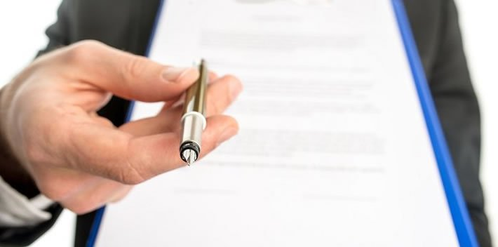 Уклонение заказчика от подписания акта о проведении мероприятия